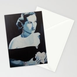 Retro #34 Mad Star Stationery Cards