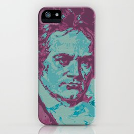 Roll Over Beethoven iPhone Case