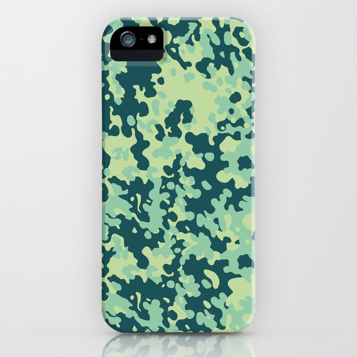 CAMO02 iPhone Case