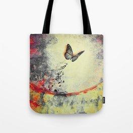 Waterfly III Tote Bag