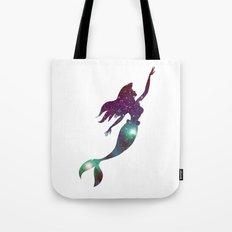The Little Mermaid Cosmic Tote Bag