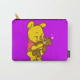 Pooh And Teddy Carry-All Pouch
