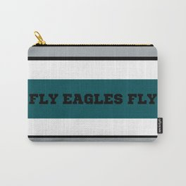 Fly Eagles Fly Philadelphia Carry-All Pouch