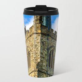 Ancient Church  Travel Mug