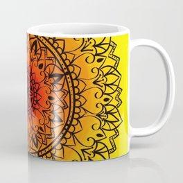 Fire mandala Coffee Mug