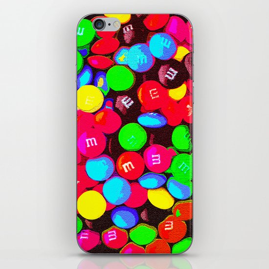 CHOCOLATE CANDY - For IPhone iPhone & iPod Skin