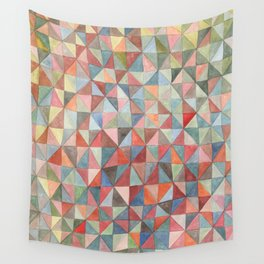 TRIANGULATE Wall Tapestry