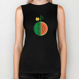Fruit: Watermelon Biker Tank