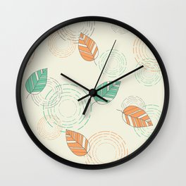 Drizzle Wall Clock