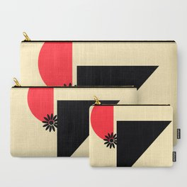 Abstract Shape Carry-All Pouch