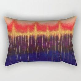 Crying Horizon Rectangular Pillow