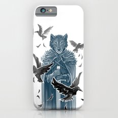 Wolf And Ravens Slim Case iPhone 6s