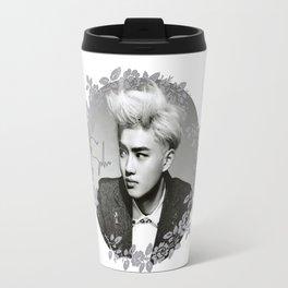 KimJunmyeon Travel Mug