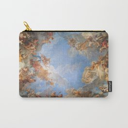 Fresco in the Palace of Versailles Carry-All Pouch