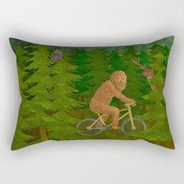 Wild Ride Rectangular Pillow