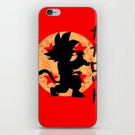 Kamehameha iPhone Skin
