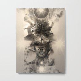 Alignment  Metal Print