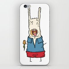 carrot (no bubble) iPhone & iPod Skin