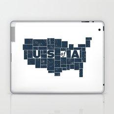 U S of A Laptop & iPad Skin