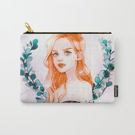 Ginger babe Carry-All Pouch