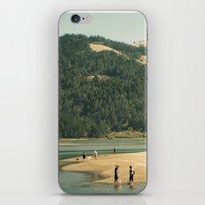 Dog Days of Summer iPhone & iPod Skin