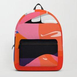Glossy lips Backpack