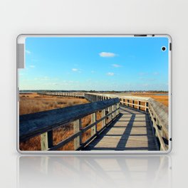 A Long Walk To The End Laptop & iPad Skin