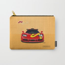 McLaren F1 GTR #10R - Presentation Livery - Front View Carry-All Pouch