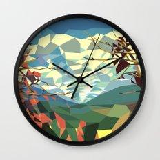 Landshape Wall Clock