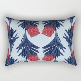 PROTEA IN COLUMBIA BLUE Rectangular Pillow