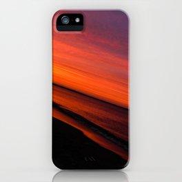 Violent Orange iPhone Case