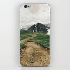 Colorado Mountain Road iPhone & iPod Skin