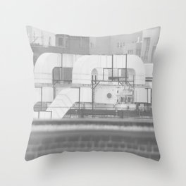 duct Throw Pillow