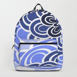 Retro Peacock Backpack