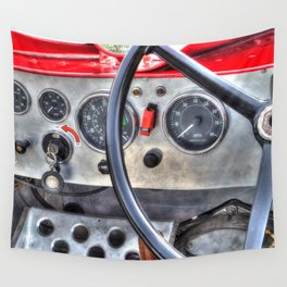 Steering & Dash Wall Tapestry