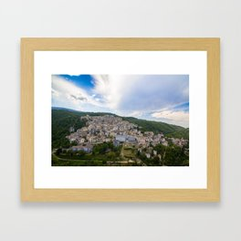 Pretoro Framed Art Print