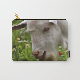 Goat A Load To Talk About Carry-All Pouch