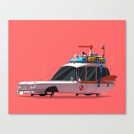 """don't cross the streams"" Canvas Print"