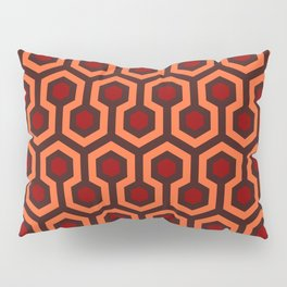 The Overlook Hotel Carpet Pattern Pillow Sham