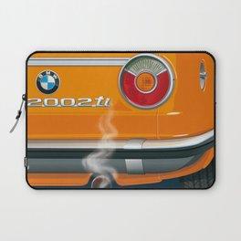 BMW 2002 ti Alpine from 1968 Laptop Sleeve