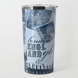 Anglophile Love Travel Mug