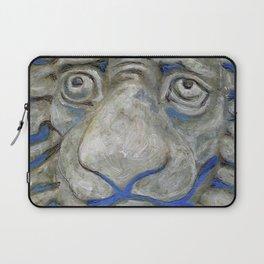 Sad Lion Laptop Sleeve