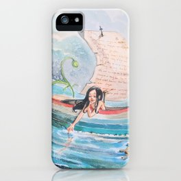 Swell iPhone Case