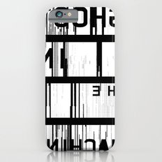 Ghost in the Machine (Inverted) iPhone 6s Slim Case