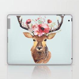 Bohemian Deer 2 Laptop & iPad Skin