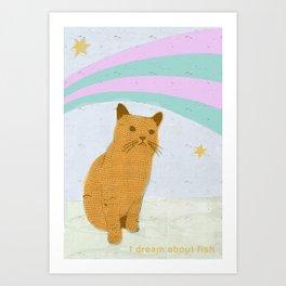 Pet My  Art Print