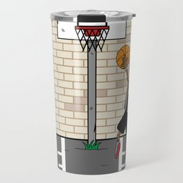 Jump Ball Travel Mug