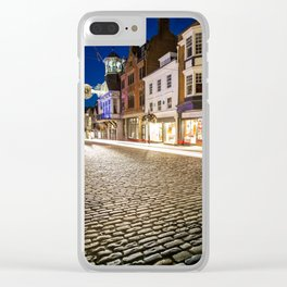 Guildford England Clear iPhone Case