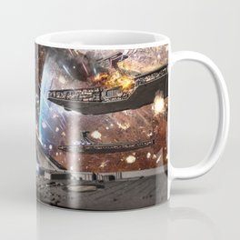 All out War for Stars Coffee Mug