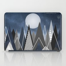 Midnight Mountains iPad Case